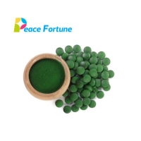 Wholesale Bulk Chlorella 350mg HALAL Herbal Supplement Tablets from china suppliers