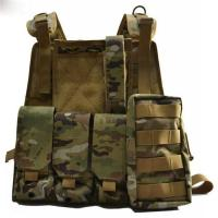 Wholesale Military Level 2 Bullet Proof Vest , Light Bulletproof Tactical Vest from china suppliers
