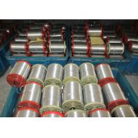 Wholesale AL - MG Alloy Wire For Shielded CCTV Cable Braiding Outer Conductor from china suppliers