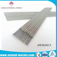 Good Quality Factory Supply Mild Carbon Steel Welding Electrode E 6013 Welding Rods