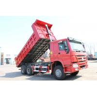 Wholesale SINOTRUCK HOWO 6x4 10 Wheeler Heavy Duty Dump Truck 371HP For Sale from china suppliers
