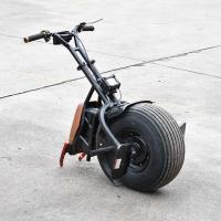 Wholesale 1000W Super Cool Folding Electric Bike One Wheel Self Balancing Electric Vehicle from china suppliers