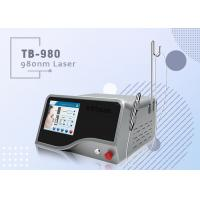 China 980 Nm Diode Laser Device , Blood Vessels / Spider Vein Removal Machine wholesale