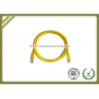 Wholesale RJ45 SFTP CU Cat5e Patch Cord 1M 2M 3M 5M 10M For Networking System from china suppliers