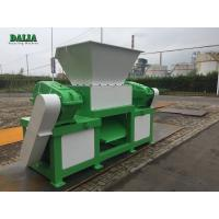 Wholesale Biomedical Waste Four Shaft Shredder Machine SKD-11 Blades Material For Recycled Industry from china suppliers