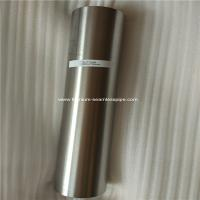 Wholesale Zirconium bar/rod target ,purity more than 99.4% , 80mm diameter x 350mm length,1pc from china suppliers