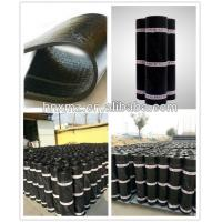 China Competitive Price Epdm Flat Roofing Rubber