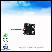 China High Speed 5V DC Brushless Motor Fan With Die Cast Aluminum Frame on sale