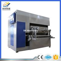 Wholesale Waste paper egg tray making machine egg tray production line 4000pcs/hour from china suppliers