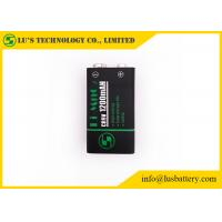 Wholesale CP164248 Lithium Battery pack 9v 1200mah CR9v batteires For Electrical Equipment from china suppliers