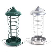 Wholesale Large Backyard Hanging Wild Bird Feeder Brass Bronze Steel Alloys Material from china suppliers