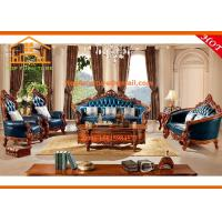 Buy Cheap American Style Furniture Italy Classic Wooden Wedding Genuine  Leather Sofa Set Designs From Wholesalers