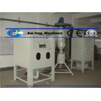 Wholesale High Capacity Pressure Pot Sandblaster Cyclone Separator Type With Safety Interlocks from china suppliers