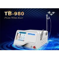 China 10W / 15W / 30W 980nm Diode Laser For Vascular Lesion Spider Vein Vascular Clearance Device wholesale