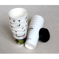 Wholesale 8oz, 12oz, 14oz, 16oz Take away cup Customized disposable Double wall paper cup from china suppliers