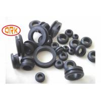 China Anti Age Coloured Electrical Custom Rubber Grommet Exccellent Fatigue Resistance on sale
