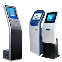 Wholesale IR Touch Impact Resistance Queue System Ticket Dispenser from china suppliers