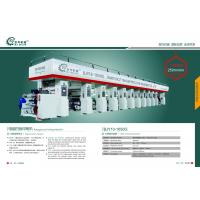 Wholesale High Quality 8 Color Printing Machine for Plastic Film for  Sale from china suppliers