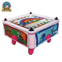Buy cheap 2 Player Arcade Coin Machine / Punch Ball Machine Long Working Life from wholesalers