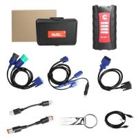 Wholesale Cummins INLINE 7 Data Link Adapter Heavy Duty Diagnostic Tool Reflash Data, Read & Write ECU from china suppliers
