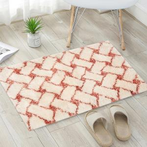 Wholesale Moisture Absorber Chenille Latex Backed Tufted Bath Rug from china suppliers