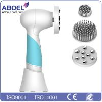 China IPX7 Intelligent Motor Facial Cleansing Brush For Face Massager wholesale