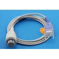 Datex - Ohmeda Spo2 Extension Cable Round 10pin To Db9pin Adapter 2.4 M Length