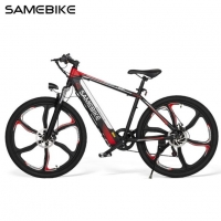 Buy cheap 32KM/H 85km Fat Tyre Mountain Electric Bike With PAS from wholesalers