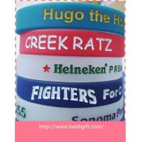 High quality Customized Free Silicone Wristbands