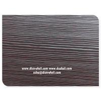 Wholesale Water Proof Woodgrain foil pvc from china suppliers