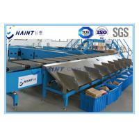 Sorting Ring Cross Belt Sorter Customized With Automatic Control System