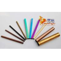 Wholesale seamless colored stainless steel tube 201 304 316 manufacture supplying directly from china suppliers