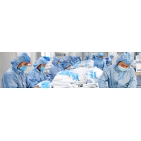 disposable string tie-on on the back 3ply protective surgical face mask tie on 3-ply face mask
