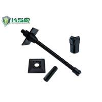 Wholesale Hollow Grouted Self Drilling Tunnel Rock Bolt Mining Anchor Bolt from china suppliers