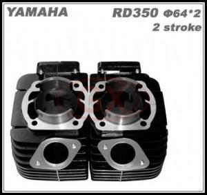 Motorcycle Cylinder Kits Motorbike Cylinder Block Cylinder Sets RD350 YAMAHA 64mm 2pieces