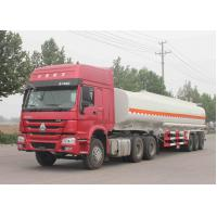 Wholesale 3 Axles 371 Horse Power Sinotruk Howo 6x4 Dump Truck Red Color for Your Choose from china suppliers