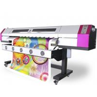 Wholesale Two DX5 Epson Solvent Printers , 1.8M 1440DPI Wall Paper Machine from china suppliers