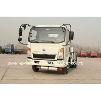 Wholesale good quality sinotruk howo 4x2 type RHD LHD 5000liters 5m3 3tons oil tank truck for sale from china suppliers
