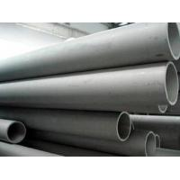 China Exhaust Steel Tube Welded Stainless Steel Tube SUS409L / SUS439 / SUS436L / SUS346S wholesale