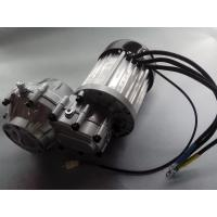 Wholesale Electric Tricycle Parts , 3000RPM Differential Gear DC Brushless Motor from china suppliers