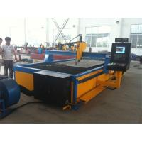 Wholesale Steel Plate Plasma CNC Cutting Machine with 1 Plasma Cutting Gun 1 Flame Welding Gun from china suppliers