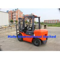 Wholesale 3.5T Diesel Forklift Truck With Original Japan 4BG1 Engine And Adjustable Fork from china suppliers