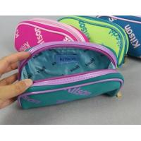 Wholesale Custom neoprene cosmetic make up bag case for girls with comfortable touch feeling from china suppliers