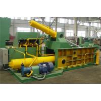 Horizontal Baler / Automatic Control Hydraulic Baling Machine 7.5KW ~ 110kW Y81Q Series