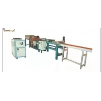 Wholesale Full Automatic Two Sheets One Time Beeswax Press Machine And Foundation Machine from china suppliers