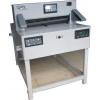 Wholesale Electric Programmable Paper Cutting Machine 1200W With Two Motors 7205PX from china suppliers