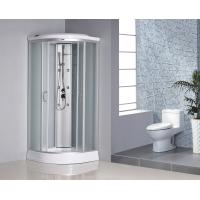 China Supermarket /  Star-Rated Hotels Modern Shower Cubicles 850 X 850 X 2150 mm wholesale