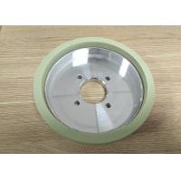 Wholesale CBN HSS Tools Resin Bond Grinding Wheel , Magnetic Diamond Cut Grinding Wheel from china suppliers