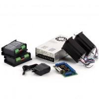 2 Phase Low Speed 2 Phase Stepping System High Precision Square Stepper Motor Kit For
