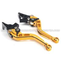 Wholesale CNC Finished Motorcycle Brake Clutch Lever CBR600RR Shorty Levers from china suppliers